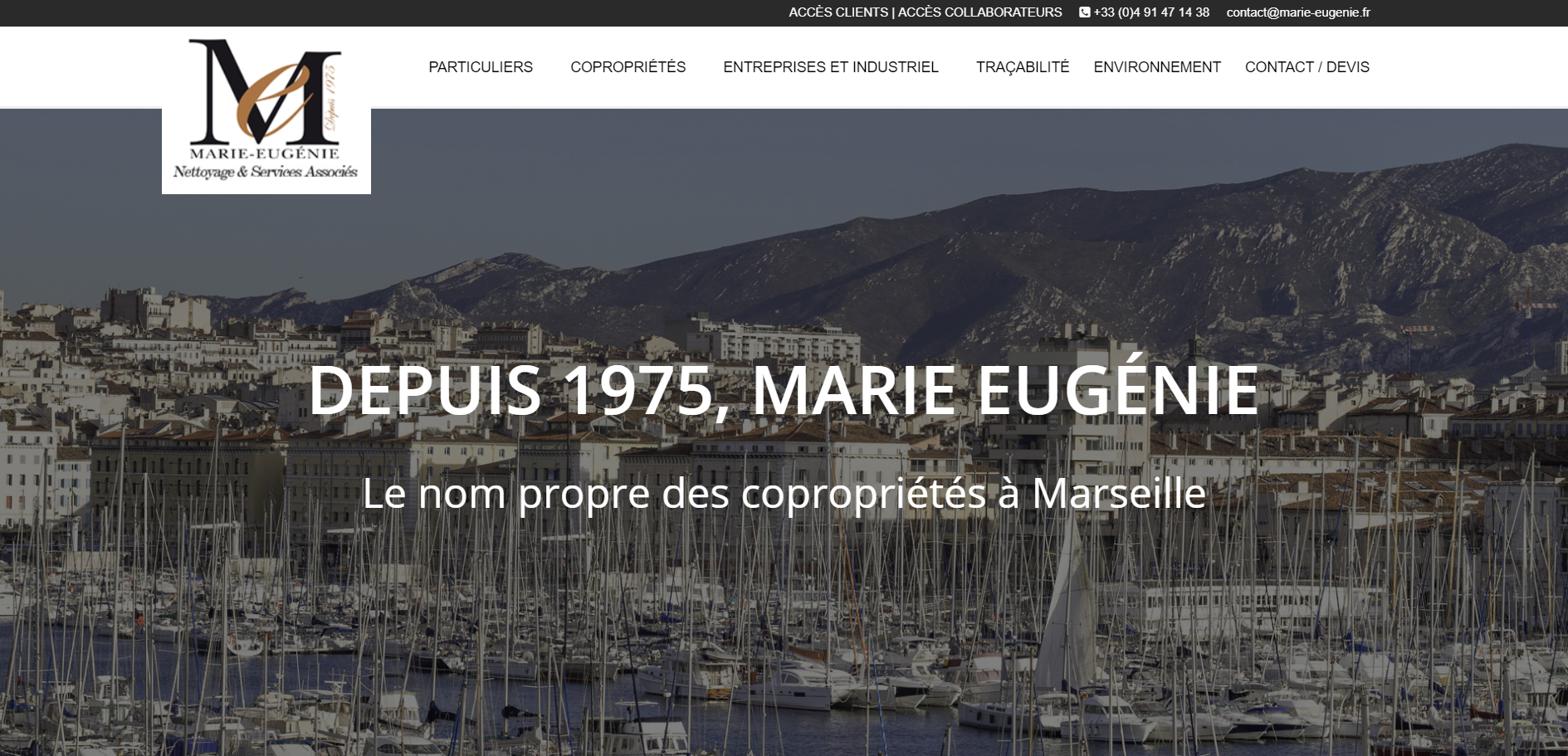 site marie eugenie